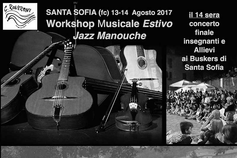 Workshop Manouche